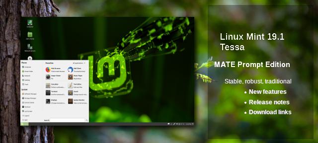 linux mint 18.1 mate download